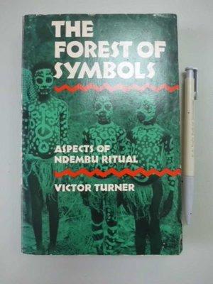 A3cd☆1982年『THE  FORESTOF  SYMBOLS』VICTOR TURNER著《CORNELL》