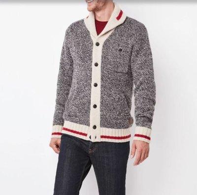 ~☆.•°莎莎~*~~☆~加拿大 ROOTS Cabin Shawl Cardigan 外套