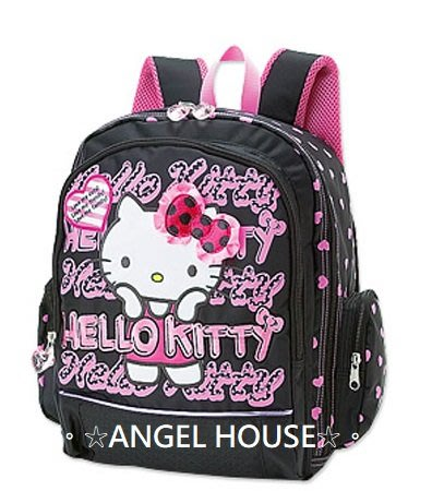 。☆ANGEL HOUSE☆。日本進口**hello kitty**夏日心情兒童書包/背包962