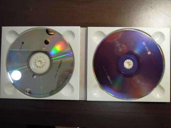二手CD 盒裝 王菲 唱遊