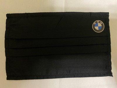 BMW原廠精品 防疫布口罩(可兼用口罩套、可水洗、成人)
