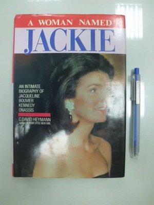 6980銤:A9-4☆民國78年『A Woman Named Jackie 賈桂琳歐納西斯傳』Heymann