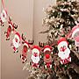 熱銷 聖誕拉旗 聖誕布置 聖誕節旗子 聖誕掛...
