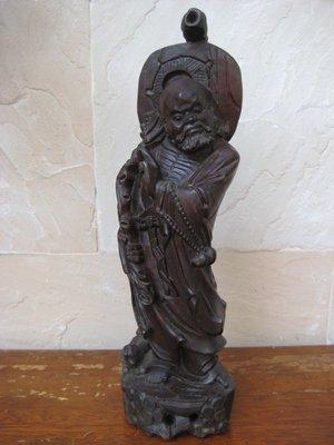 ⭐金壽藝品⭐ 黑檀木雕達摩 雕刻 Daruma, the Art of Wood Carving *特惠第一標