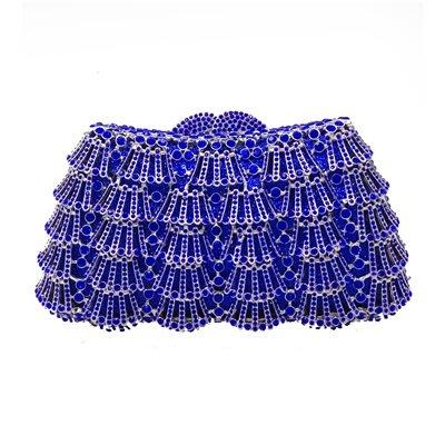 晚宴 包 鑲鑽手拿包-彩色閃耀時尚精緻女包包3色73su36[獨家進口][米蘭精品]