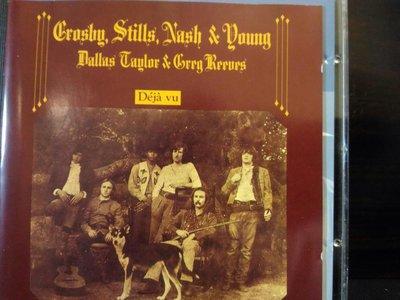 Crosby . Stills . Nash & Young ~ Deja Vu 等九張專輯CD。
