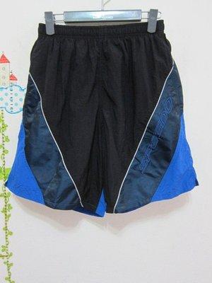 衣市藍~SPEEDO 運動短褲 (M~) (190526)
