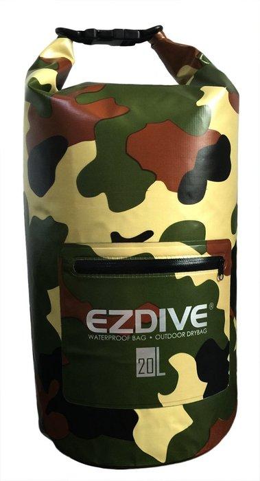 EZDIVE 新款20L防水包、防水袋