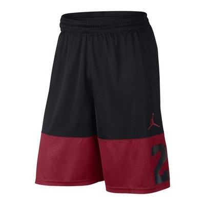 【豬豬老闆】NIKE JORDAN RISE TWENTY THREE 黑紅 運動 籃球 短褲 861466-013