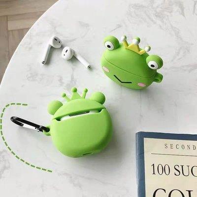 青蛙王子立體公仔Airpods case