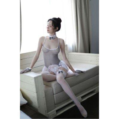極度挑逗女僕網衣 4-154 情趣內衣性感睡衣內衣女佣SM用品 角色扮演女傭 現貨+預購