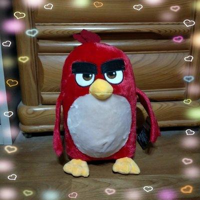 正版授權Angry birds憤怒鳥瑞德娃娃