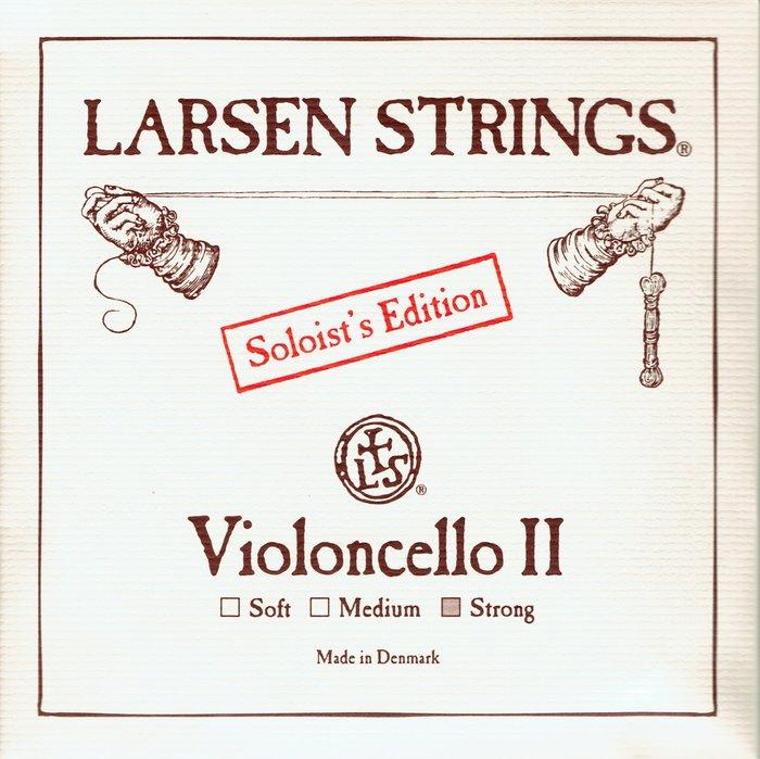 【三益琴行】丹麥Larsen大提琴弦Strong-A弦+Strong-D弦各一條