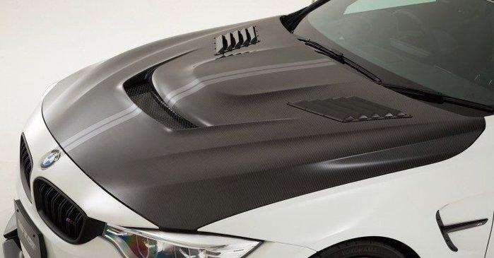 【樂駒】VRS 引擎蓋 系統 2 BMW 改裝 精品 套件 F82 M4 含風口 carbon 碳纖維