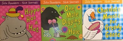 珮珮百寶屋💎 Chocolate Mousse For Greedy Goose+One Mole Digging ⋯