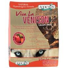【優惠】紐西蘭Addiction自然癮食-全犬種ADD無穀鹿肉-9kg