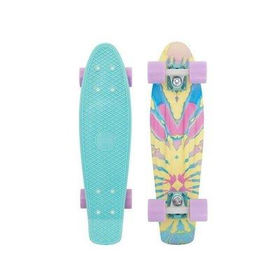 【 K.F.M 】Penny Skateboards WASHED UP 膠板 交通板 滑板 22吋 藍渲染