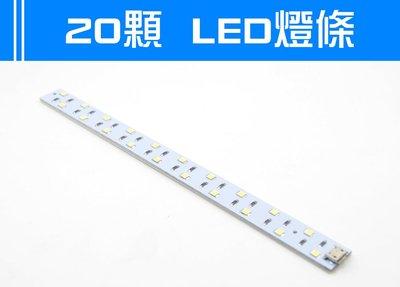 ~大絕響~20顆 LED燈條 20cm 攝影棚 折疊迷你攝影棚 補光燈 小型