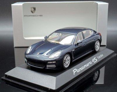 【MASH】現貨瘋狂價 原廠 Minichamps 1/43 Porsche Panamera 4S Executive