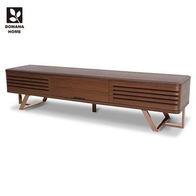 【多瓦娜家具】貝爾格實木百頁6尺電視櫃-585-232