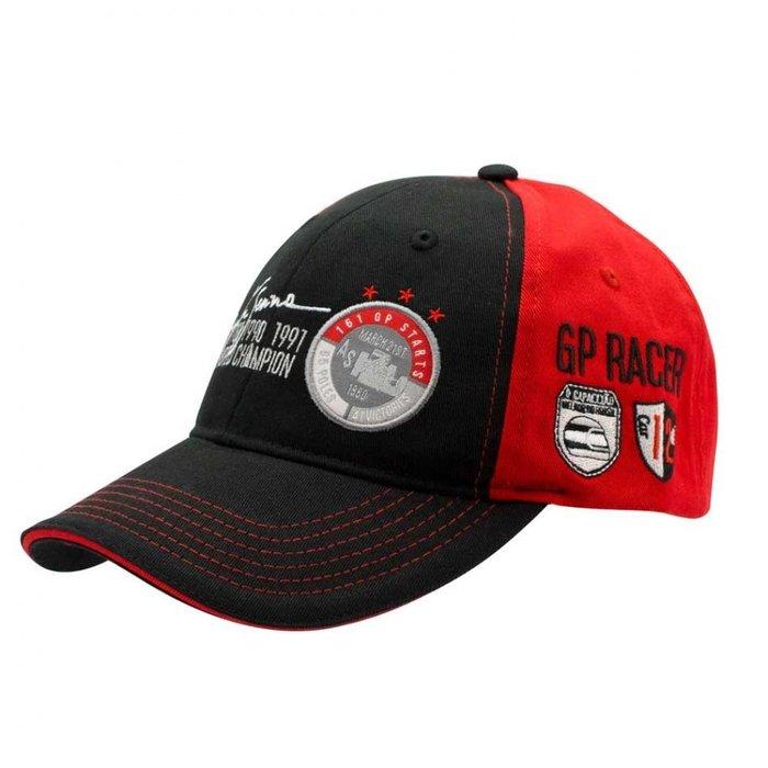 Ayrton Senna 洗拿41勝紀念帽-最後一頂促銷~