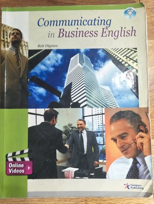 Communicating in Business English Compass 9781932222173 五成新