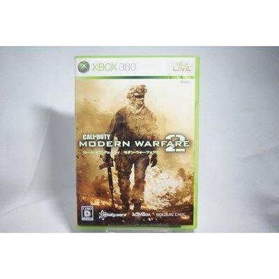 [耀西]二手 純日版 XBOX 360 決勝時刻:現代戰爭 2 Call of Duty 含稅附發票
