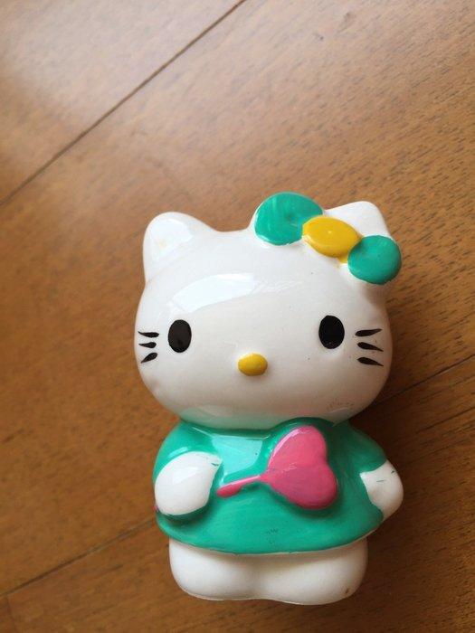 ☆小怡花園☆ Hello Kitty  限量版噗滿(存錢筒),超可愛,郵寄免郵喔!