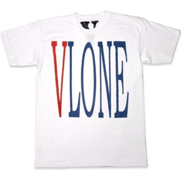 全新商品 VLONE V 短袖TEE 白色