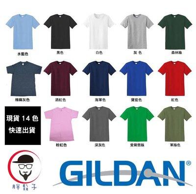 GILDAN 76000 素面T(現貨14色)