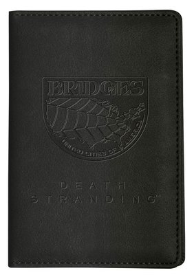 PS4 死亡擱淺 死亡之絆 Death Stranding 特典 證件套 (不含遊戲軟體)**(全新品)【台中大眾電玩】