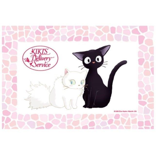 JP購✿15051700039 日本製迷你拼圖150P-JIJIJ&莉莉 宮崎駿 魔女宅急便 黑貓 奇奇貓 拼圖 桌遊