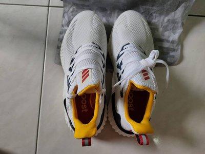 現貨1雙-adidas Alpha boots systen (FR 39 1/3 = 24.5cm)