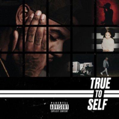 【彩膠唱片LP】真我告白 True To Self /布萊森提勒 Bryson Tiller---88985420801