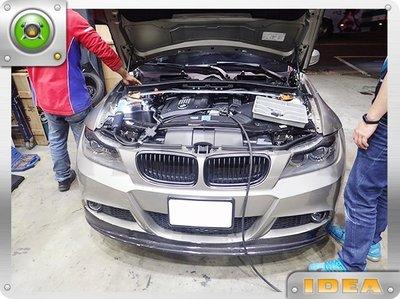 泰山美研社 E1309 BMW E90 後期 M-TECH 前保桿