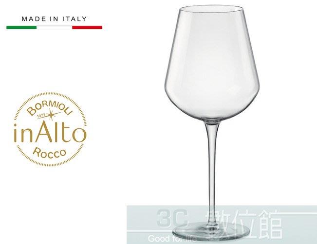 【6小時出貨】InAlto UNO系列 頂級專業品酒專用 強化無鉛水晶酒杯 白酒杯 紅酒杯 640ml 義大利製