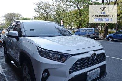TOYOTA RAV-4 - FSK頂級冰鑽KT 全車隔熱紙-高雄上捷