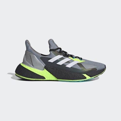 南◇2020 8月 ADIDAS X9000L4 運動鞋 FW8385 貝克漢 BOOST 愛迪達 反光 灰黑綠色 炫彩
