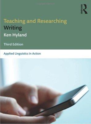 【特價/非二手/英語原文/語言學/研究生】Teaching and Researching Writing 3/e