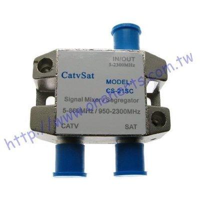 萬赫CatvSat CS-21SC衛星...