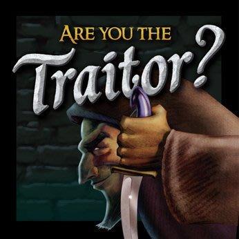 【陽光桌遊世界】Are you the traitor? 誰是叛徒 德國桌上遊戲 Board Game