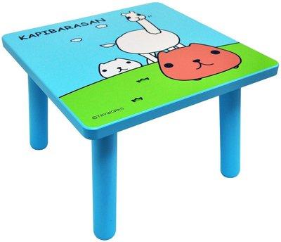 水豚君 矮凳椅 木製 小椅子 置物架 ...