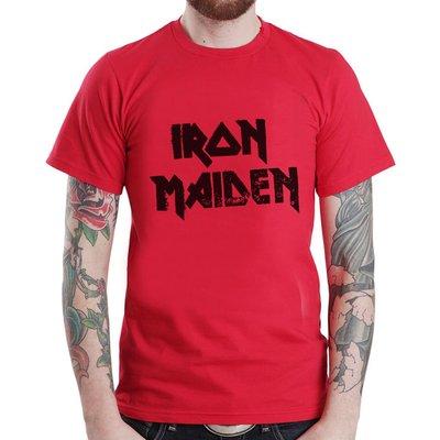 Iron Maiden短袖T恤-3色 鐵娘子 樂團 搖滾 金屬 Heavy Metal 美國進口 290