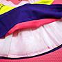 why and 1/2 普普熊 短裙 澎澎裙 【紫色。100cm 】~全新