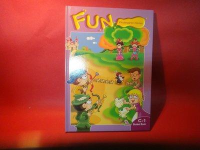 【愛悅二手書坊 15-45】FUN C-01 HESS Student Book