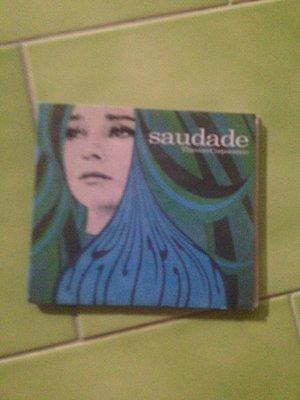 電子/(下標即結標)(絕版)Thievery Corporation-Saudade
