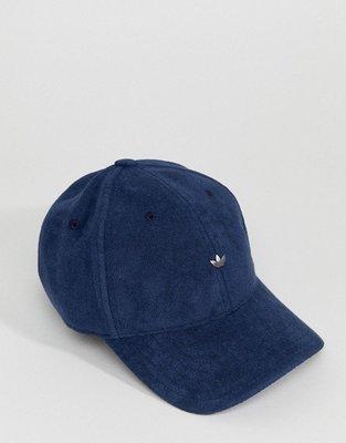 【Footwear Corner 鞋角】Adidas OG Towelling Navy Caps 愛迪達鐵牌絨布 老帽