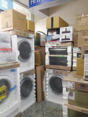 來電 【BOSCH博世】加熱烘乾 SMS88MI01X 獨立式洗碗機