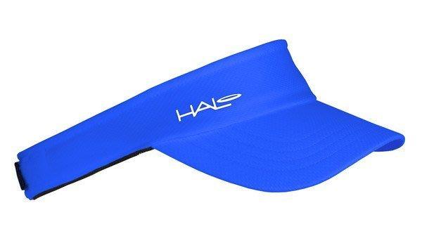 汗樂 導汗帶(寶藍色 導汗中空遮陽帽) HALO HEADBAND-SPORT VISORS 共5種顏色