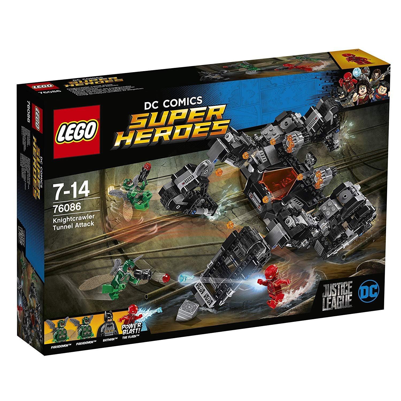 😊PiggyLand😊頂溪自取 全新現貨 樂高 lego 76086 超級英雄 SuperHeros 閃電俠 積木
